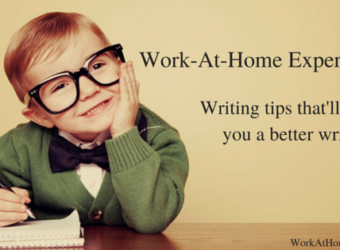 Work-At-Home Expert Tips