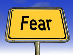 When Fear Gets in the Way of Your Work-At-Home Dream