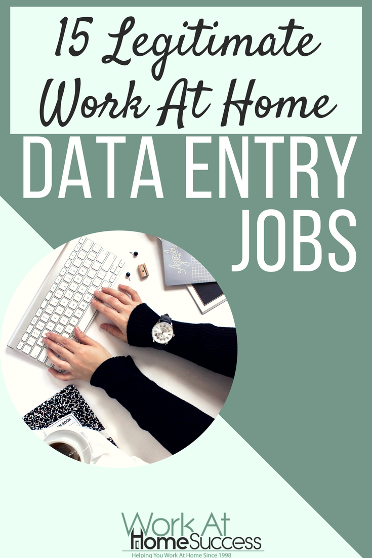 work from home data entry jobs in ga 15 real data entry jobs from home work at home success 774
