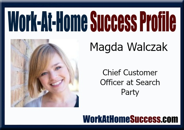 Work-From-Home Success Story: Magda Walczak