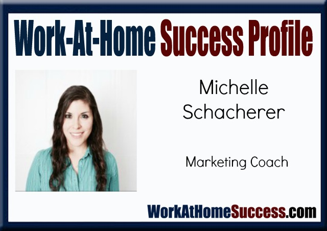 Work-From-Home Success Profile: Michelle Schacherer