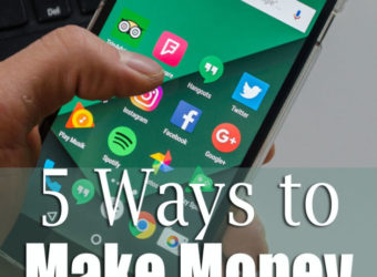 5 Ways to Make Money On Social Media