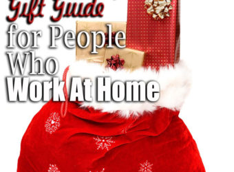 The Holiday Gift Guide for People who Work At Home