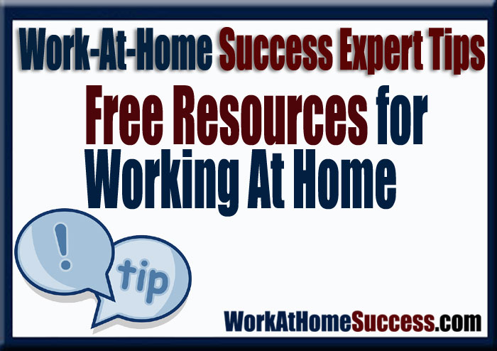 Free Resources for Working From Home
