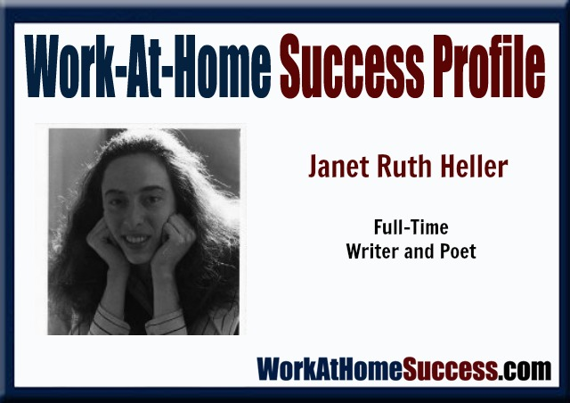 How Janet Ruth Heller Propelled Her Passion for Writing to the Next Level