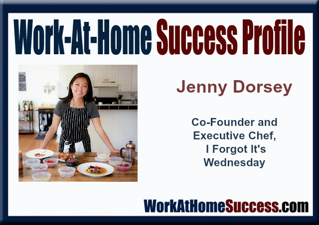 How Jenny Dorsey Grew Her Culinary Expertise Into a Successful Home Business