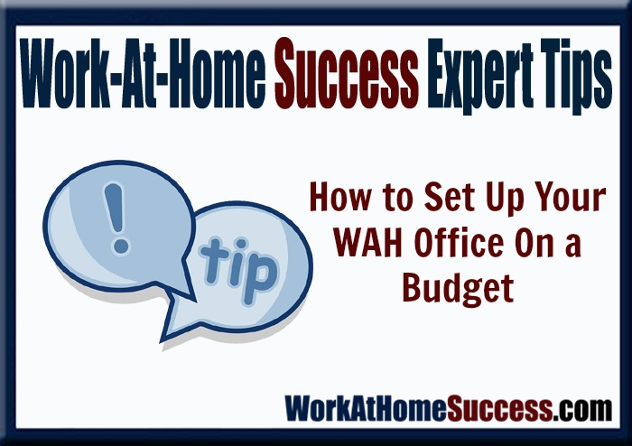 Set Up Your WAH Office on a Budget