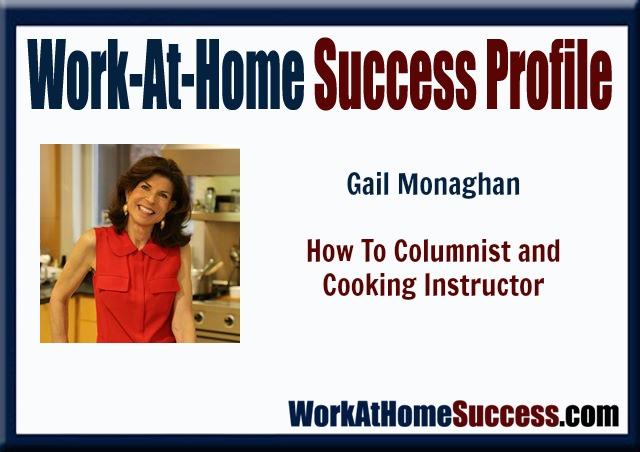 Work-At-Home Success Profile: Gail Monaghan