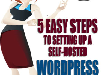5 Easy Steps to Setting Up a WordPress Blog