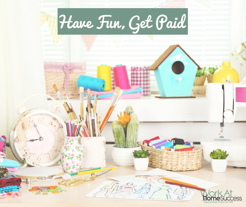 Have Fun, Get Paid! 7 Fun Ways to Make Money from Home