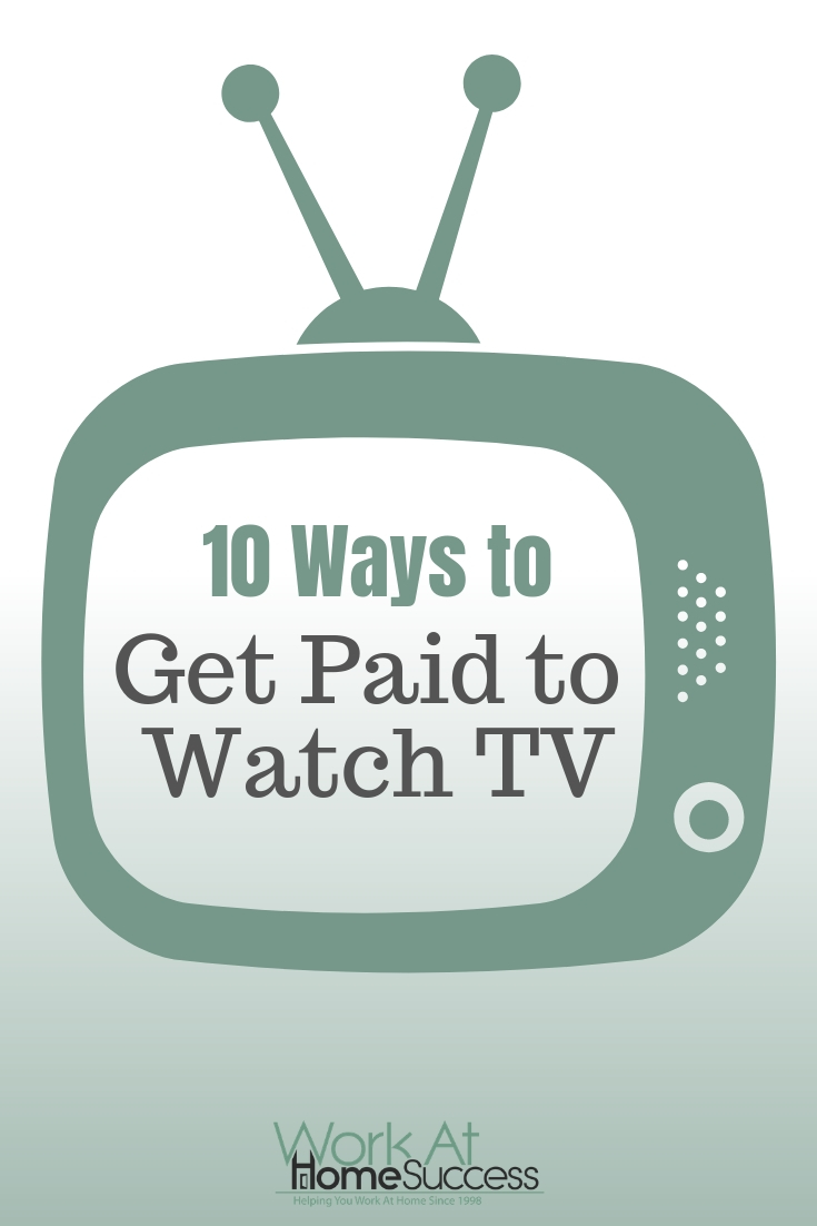 10+ Ways to Get Paid to Watch TV and Videos