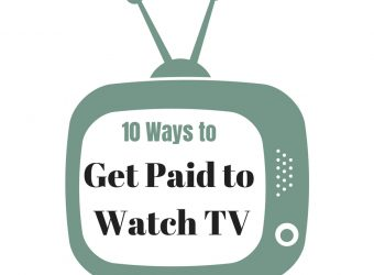 10 Ways to Get Paid to Watch TV
