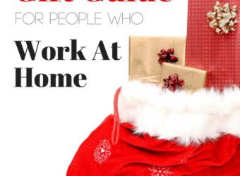 The Holiday Gift Guide for People who Work At Home 2017