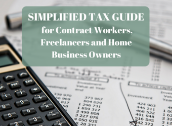Simplified Tax Guide for Contract Workers, Freelancers and Home Business Owners