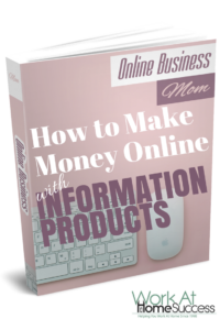 How to Make Money Online with Info Products
