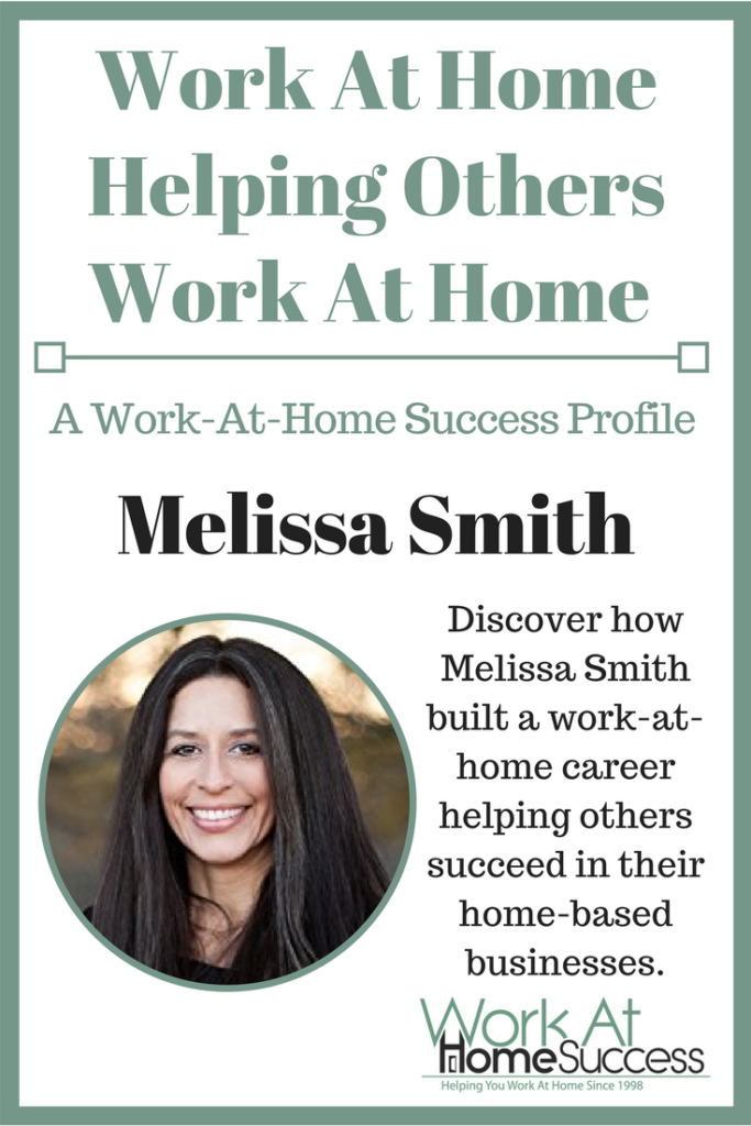 Melissa Smith ThePVA Work-At-Home Success profile