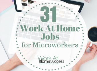 31 Work-At-Home Jobs for Microworkers