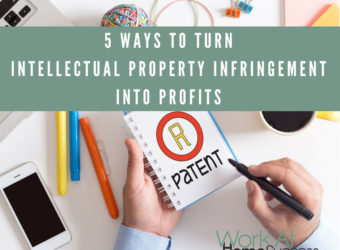 5 Ways to Turn Intellectual Property Infringement into Profits