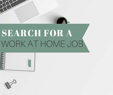 Search for a Work-At-Home Job