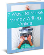 7 Ways to Make Money Writing Online