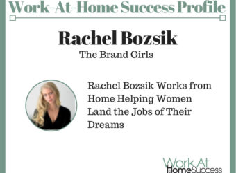 How Rachel Bozsik Built a Work-At-Home Career from Her Dorm Room