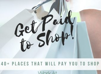 Get Paid to Shop_ 40+ Places that Will Pay You to Shop