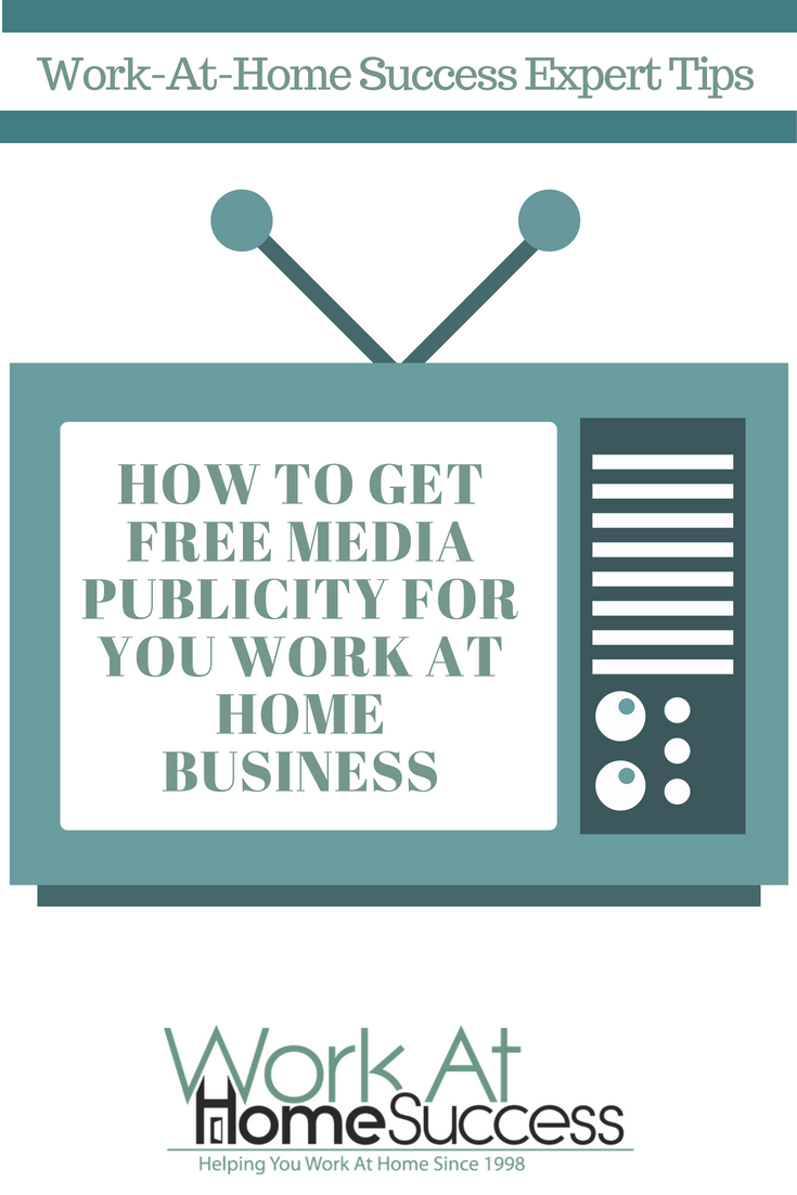 Publicity is free and gives you credibility and exposure. These work-at-home experts share their tips on how you can get free publicity for your home business.