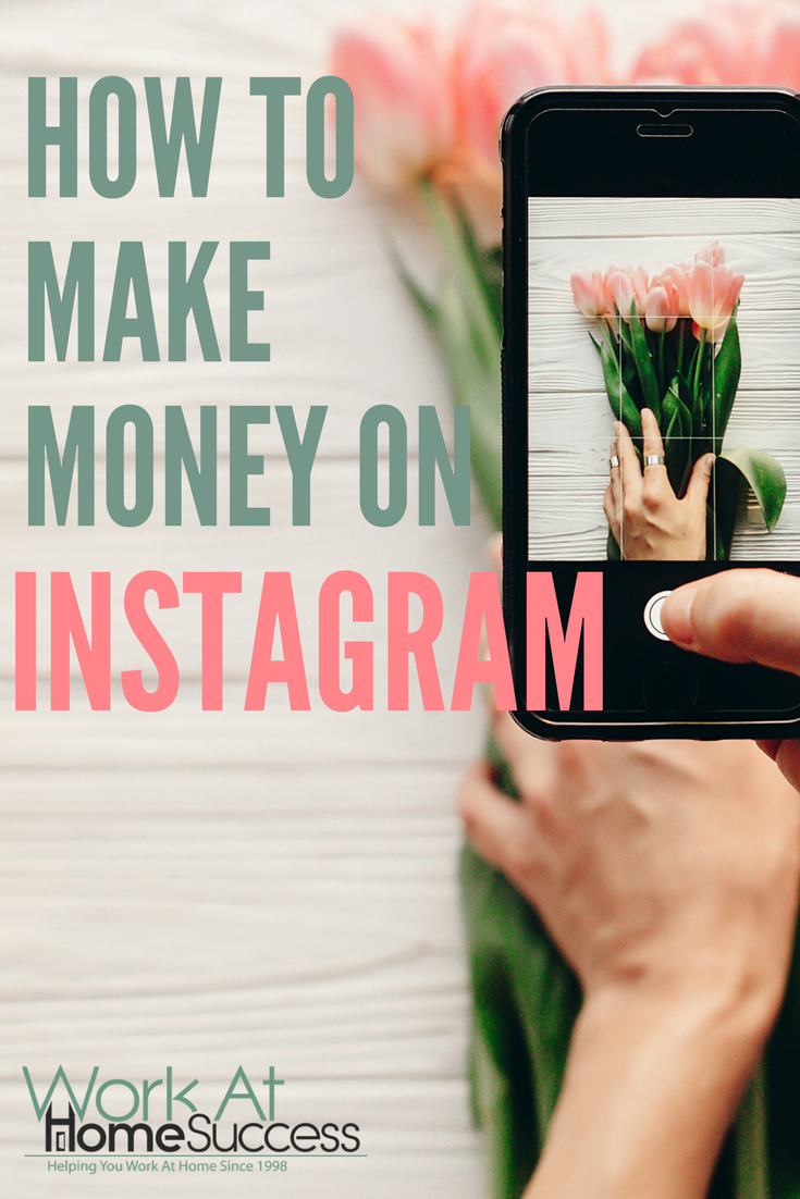 Turn your love of Instagram into income. Here are 6 ways you can make money on Instagram.