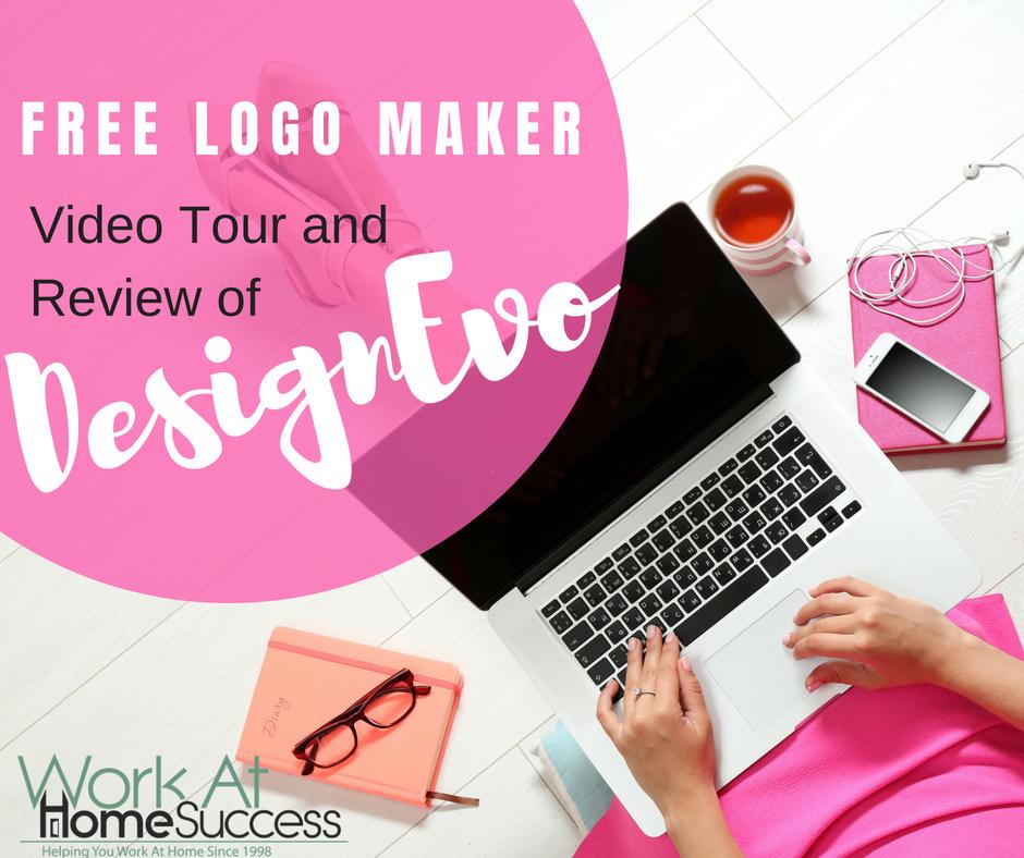 Free Logo Maker: Video Tour & Review of DesignEvo