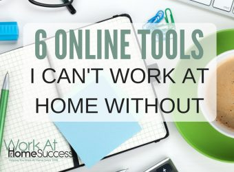 6 Online Tools I Can't Work At Home Without