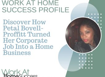 Discover How Petal Bovell-Proffitt Turned Her Corporate Job Into a Home Business