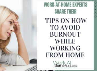 How to Avoid Burnout Working From Home