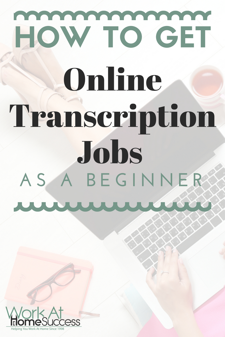 Want to get paid to type from home? Learn where to find and get hired to an online transcription job, including resources for finding transcription jobs and tools needed for work at home transcription.