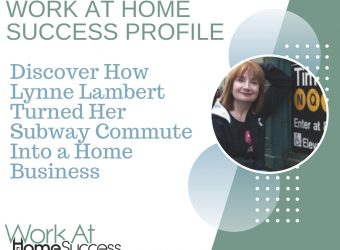 Discover How Lynne Lambert Turned Her Subway Commute Into a Home Business