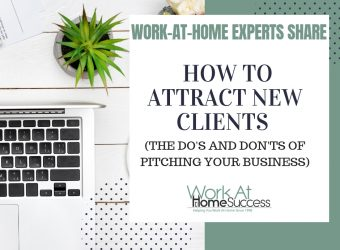 How to Attract New Clients (The Do's and Don'ts of Pitching Your Business)