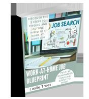 Work At Home Job Blueprint