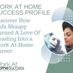 How Safa Shaqsy Turned A Love Of Reading Into a Work At Home Career