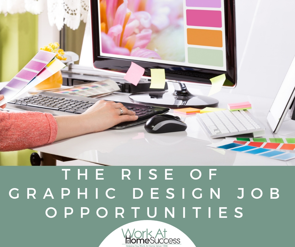 The Rise Of Graphic Design Job Opportunities
