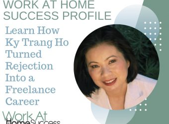 How Ky Trang Ho Turned Rejection Into a Freelance Career