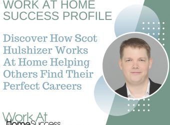 How Scot Hulshizer Works At Home Helping Others Find Their Perfect Careers