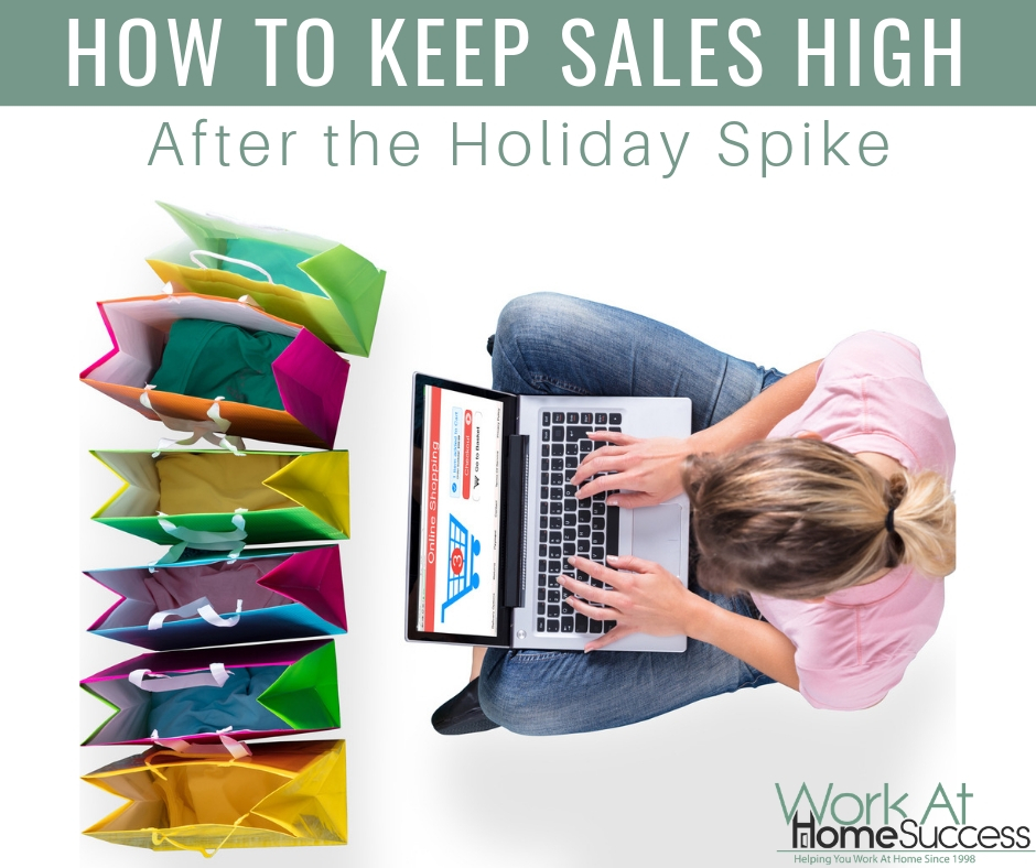 How to Keep the Sales High After the Holiday Spike