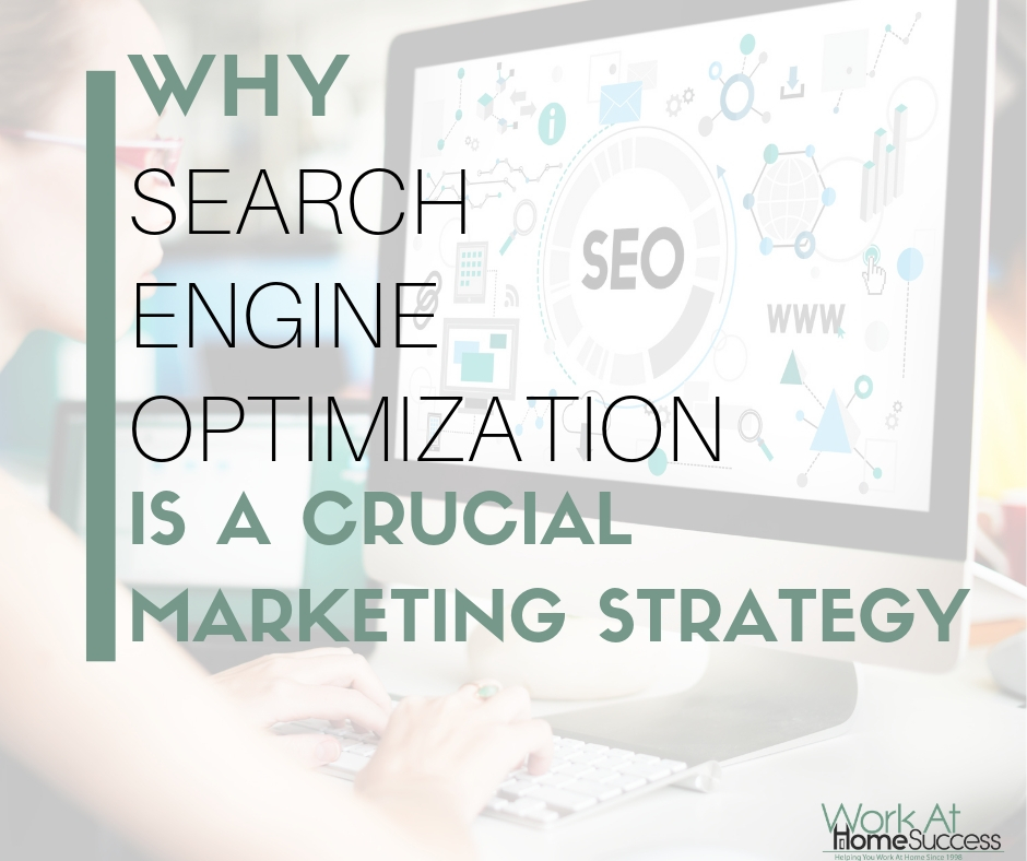Why Search Engine Optimization is a Crucial Marketing Strategy