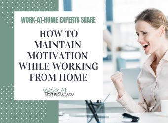 How To Maintain Motivation While Working From Home