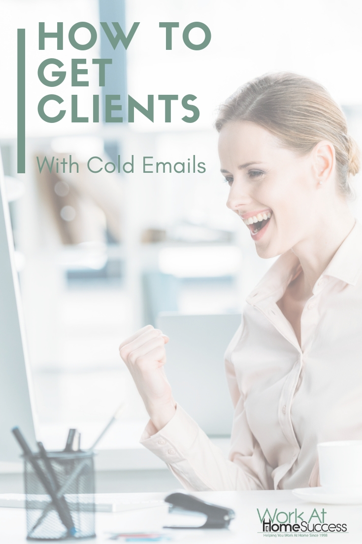 Tips on how you can find and get hired by your ideal clients through email. #emailmarketing #marketing #freelancetips