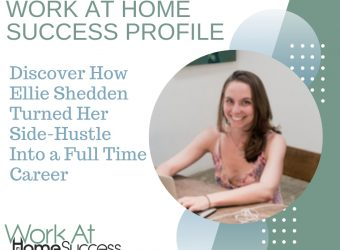 How Ellie Shedden Turned Her Side-Hustle Into a Full Time Career