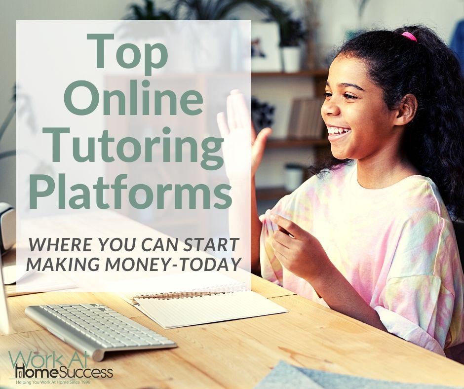 Top online tutoring platforms to make money today